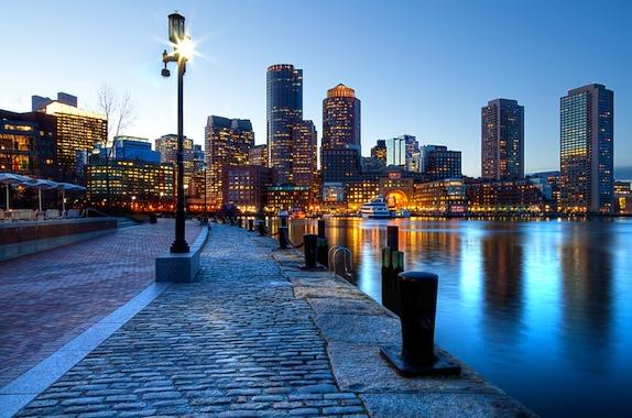 Boston in der Business Class für 793€