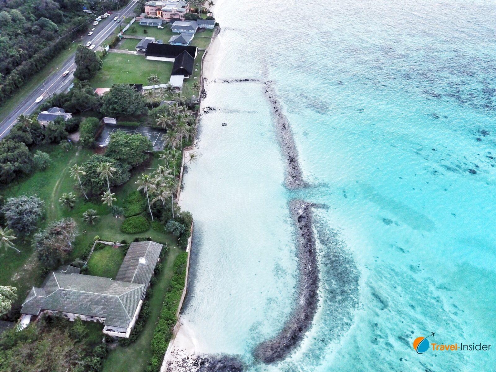 Oahu auf Hawaii