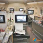 Lufthansa/Swiss First Class Partnersale ab 1.400 Euro