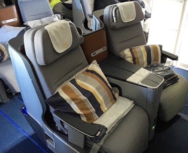 Lufthansa/SWISS Business Class Partnersale ab 500 €