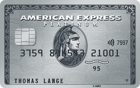 American Express Platinum Business Kreditkarte