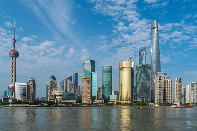 Shanghai in der Business Class für 1.318 Euro