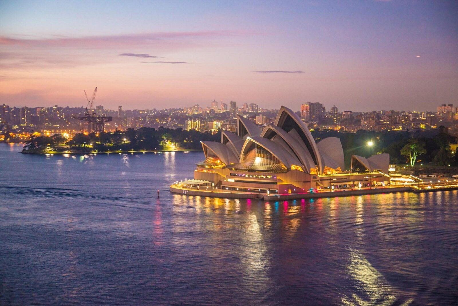 Australien in der Business Class für nur 2.241 Euro