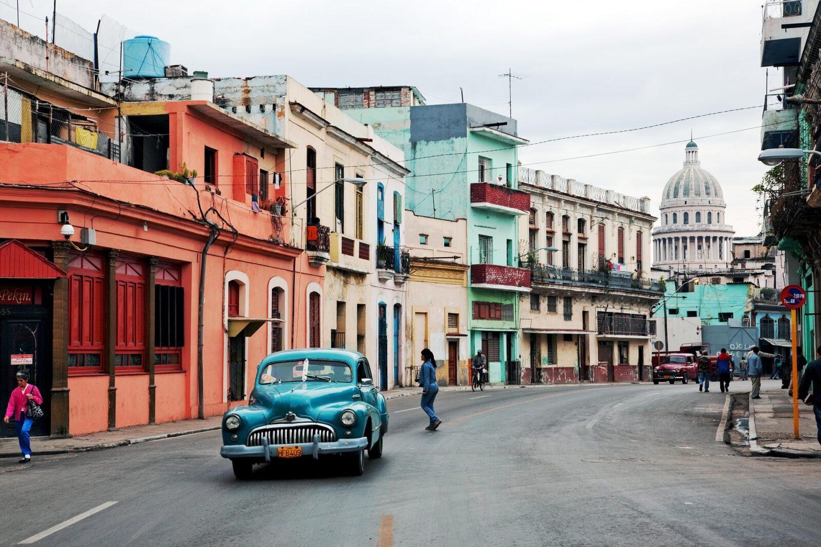 Direkt aus Frankfurt nach Havanna in der Business Class für 1.635 Euro