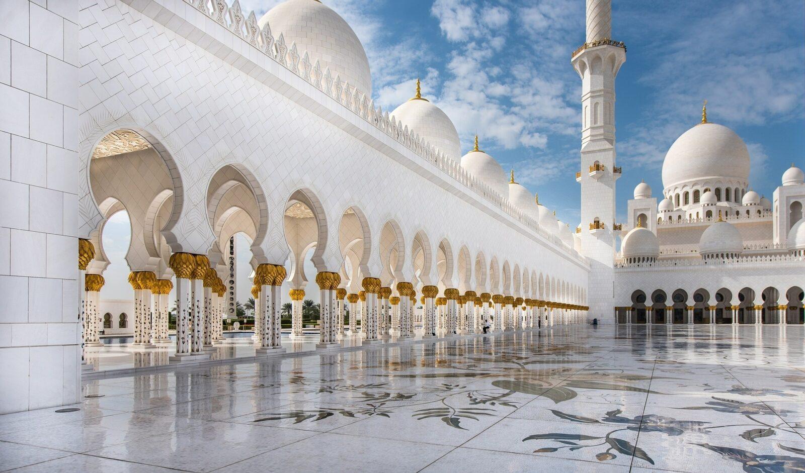 Nach Abu Dhabi in der Etihad Business Class nur 1.139 Euro