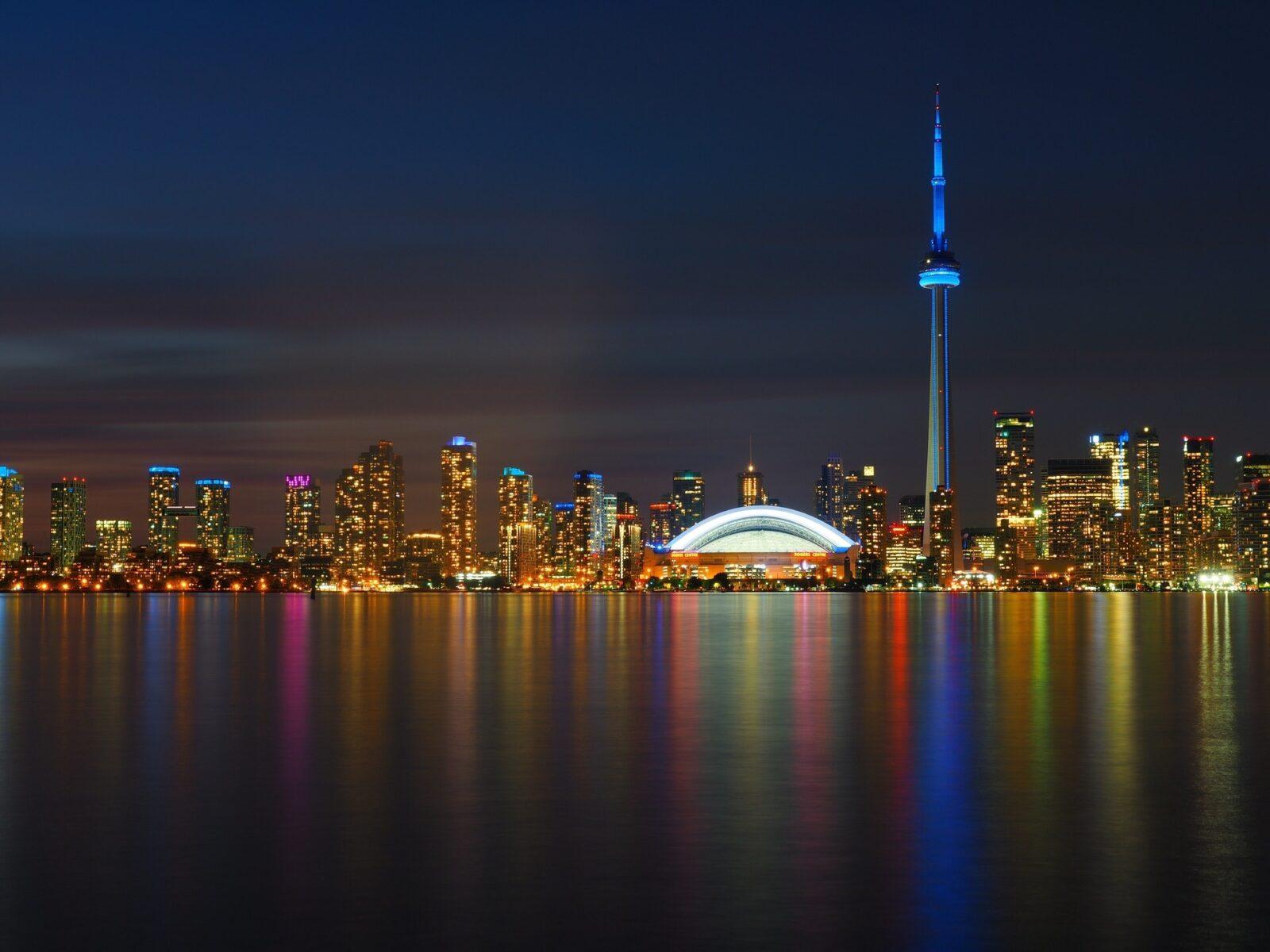 Nach Toronto in der Business Class für nur 1.455€