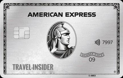 50.000 Punkte Willkommensbonus für die American Express Platinum Kreditkarte *vorbei*