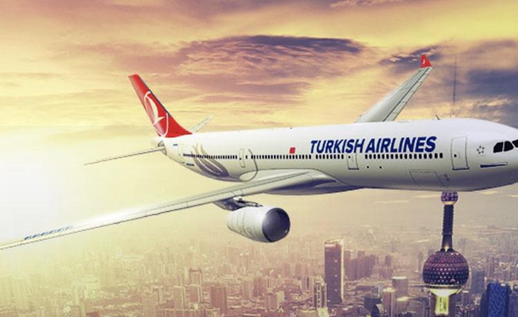 3-fach Meilen-Booster mit Turkish Airlines