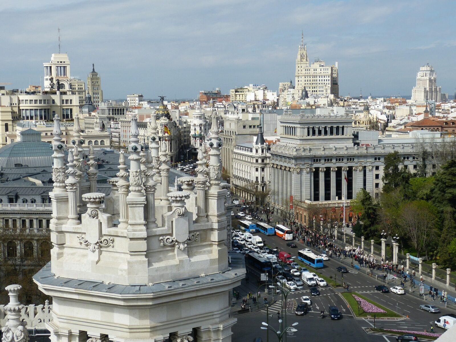 Nur 158 Euro für die Business Class nach Madrid