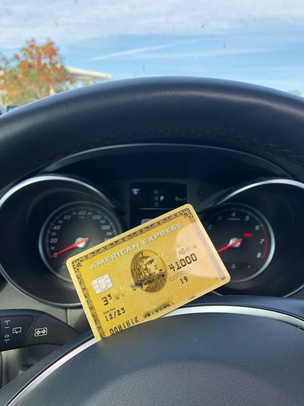 1.000.000 Punkte mit der Amex Gold Kreditkarte gewinnen
