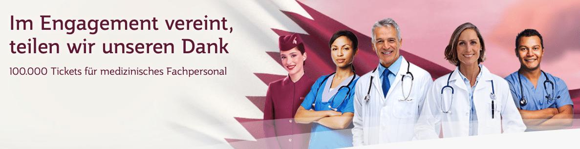 100.000 Freitickets bei Qatar Airways zu gewinnen