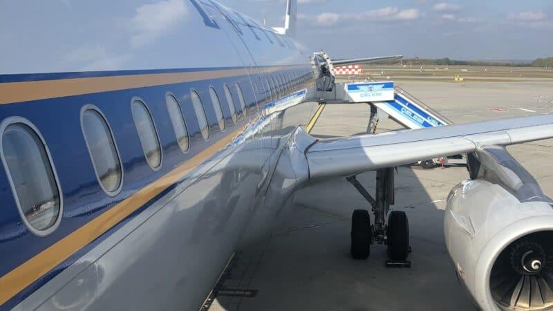 20% bei der Lufthansa Business Class sparen