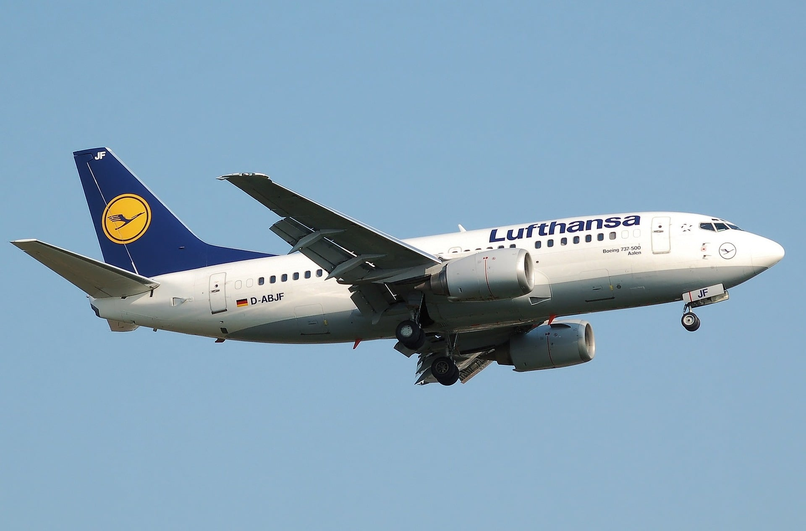 Kostenloses Internet für Telekom Kunden auf Lufthansa Flügen in Europa