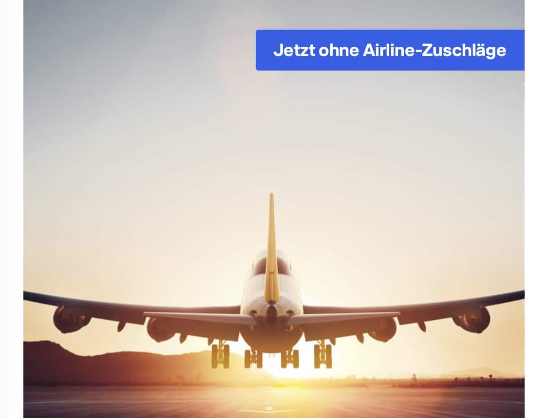 Airline-Zuschläge mit dem Miles & More Flex Plus Tarif bei Prämienflügen sparen