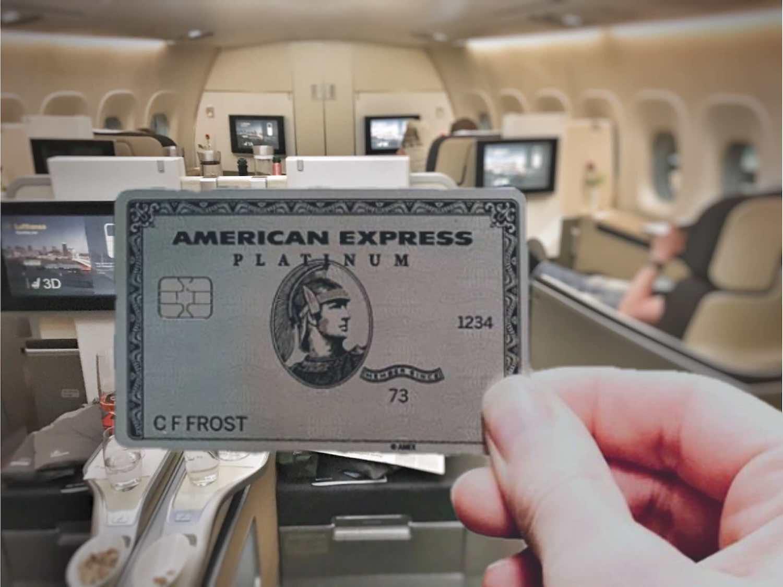 Endlich wieder da: 75.000 Punkte Willkommensbonus bei der Amex Platinum Kreditkarte