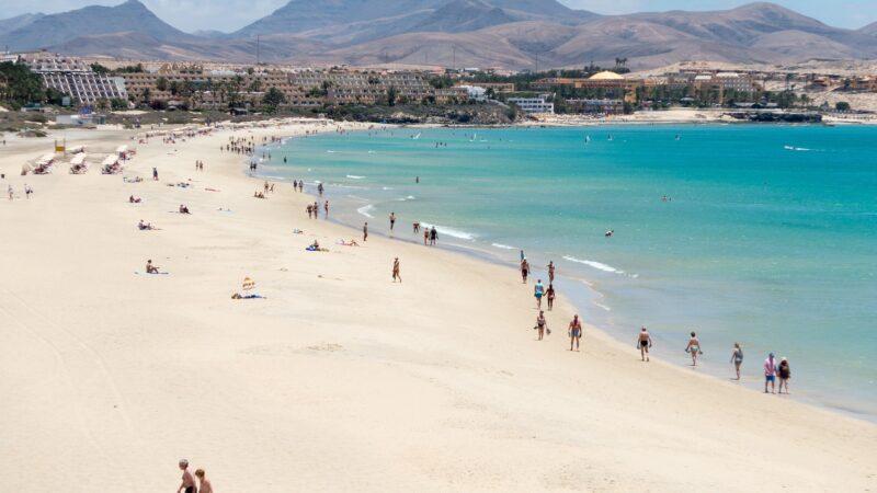 In der Business Class nach Fuerteventura für 320 Euro