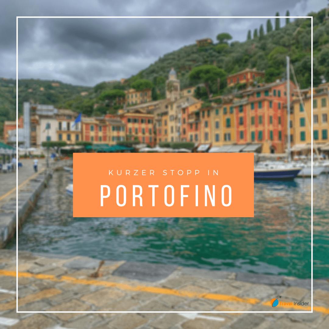 Portofino – Das malerische Küstendorf an der ligurischen Küste