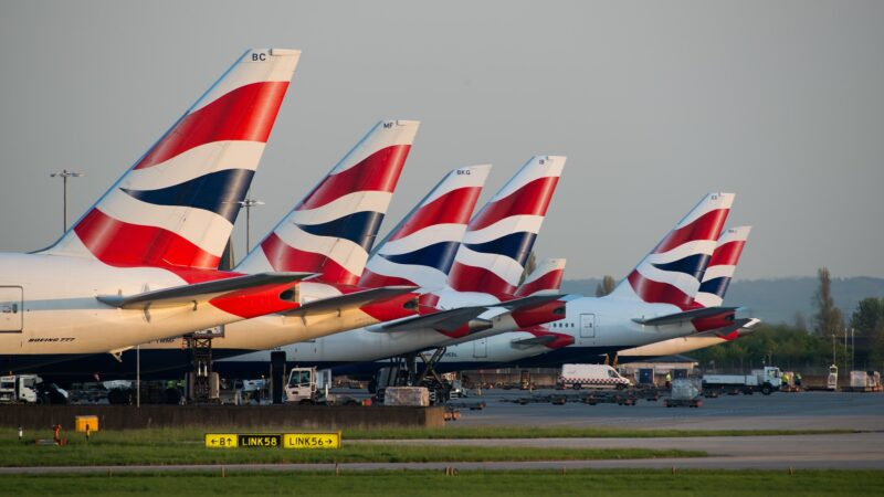 Sonderaktion: 50% Ersparnis bei Flügen mit British Airways