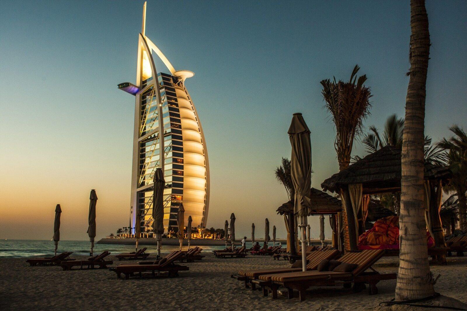 In der SWISS Business Class nach Dubai für 874€