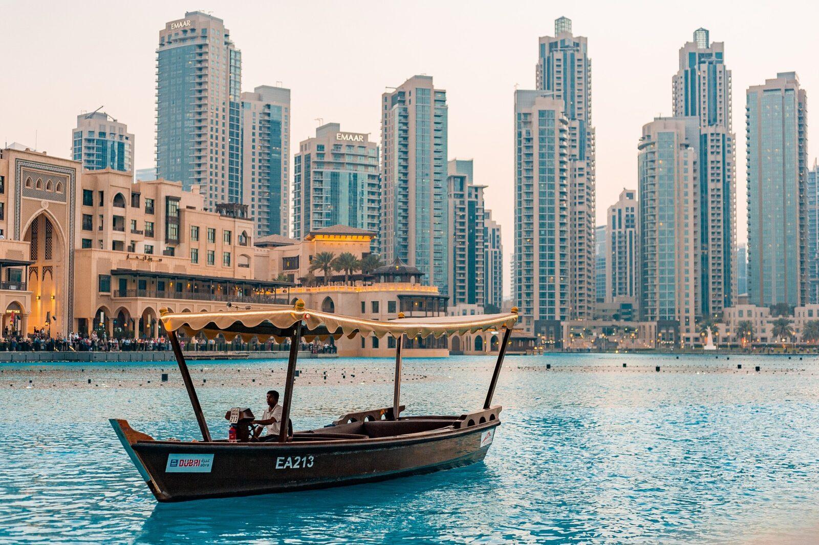 Dubai mit Turkish Airlines in der Business Class für 1.237€