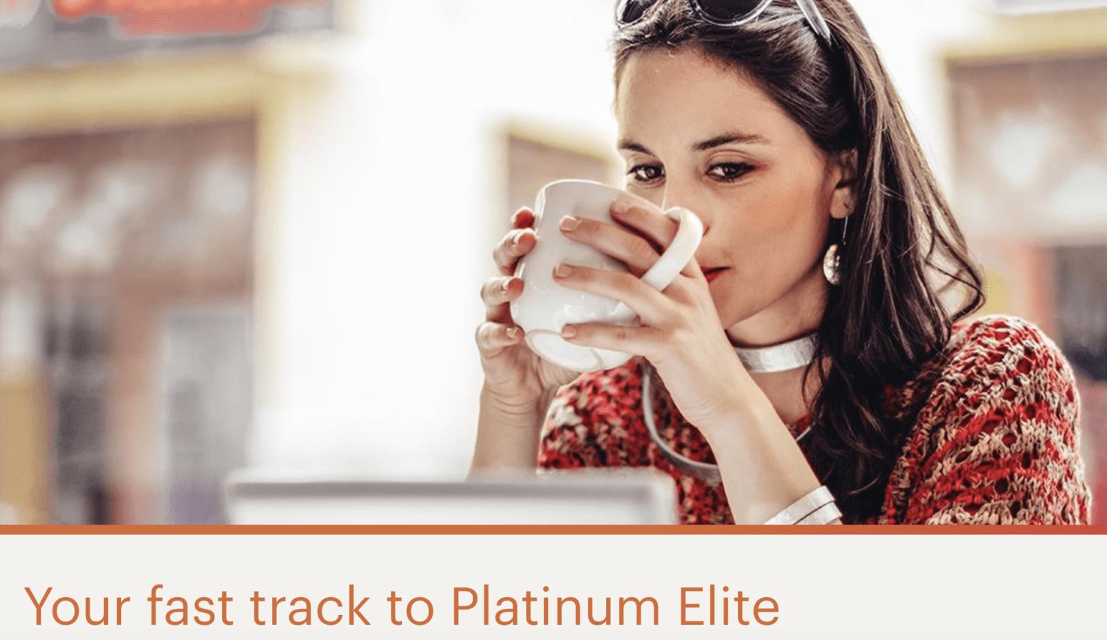 Mit 5 Nächten zum IHG Platinum Status