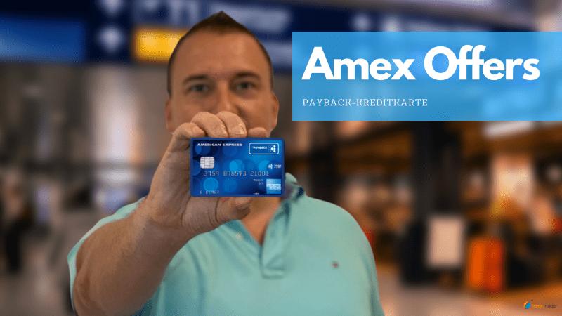 15 Euro mit Amex Offers für PayPal-Zahlung mit der Payback-Kreditkarte