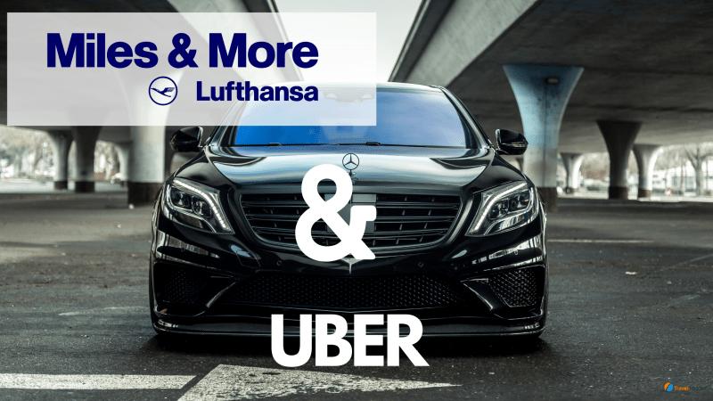 Prämienmeilen sammeln bei Fahrten mit Uber